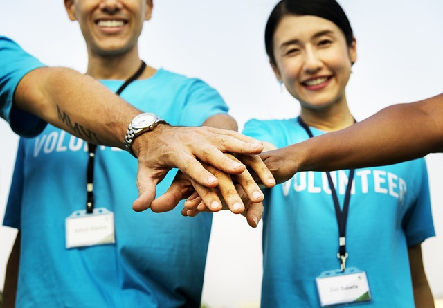 ngo volunteer